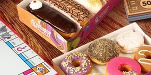 Dash for a Sweet Discount at Dunkin Donuts!