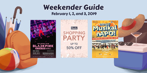 Weekender Guide: February 1, 2, and 3, 2019