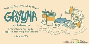 Local Artisans Beguile This Valentine's with Gayuma sa Artesania