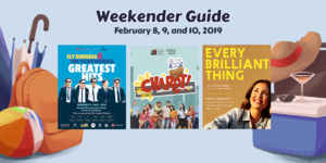 Weekender Guide: February 8, 9, and 10, 2019