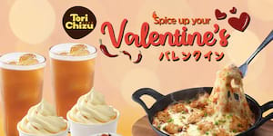 Seize a Cheesy Valentine's Date with this Hot Deal from Tori Chizu!