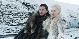 Here's Your First Look at the Final Season of Game of Thrones