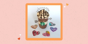This New Frappucino From Starbucks Will Sweeten Up Your Valentine's Day