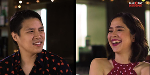 Saab Magalona and Jim Bacarro Take on Blue Ant Entertainment's Game Of Firsts