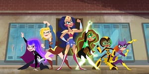WATCH: Cartoon Network's New Animated Series DC Super Hero Girls Trailer is Here