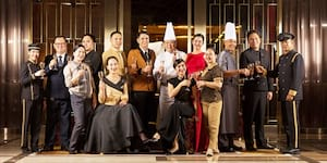 Nüwa Manila Receives Forbes Five-Star Award for the Second Consecutive Year