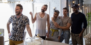 It's All About Self-Care and Love in the Season 3 Trailer of 'Queer Eye'