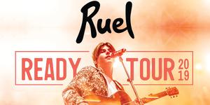 Ruel Ready Tour Live in Manila