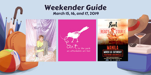Weekender Guide: March 15, 16, and 17, 2019