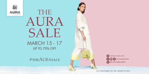 The Aura Sale