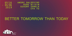 Better Tomorrow Than Today