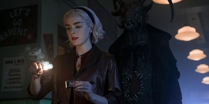 The Trailer To 'Chilling Adventures of Sabrina' Season 2 Hints of A Love Triangle!
