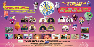 Lubao International Balloon and Music Festival 2019