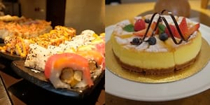 Make Your Wednesday Evenings Extra Special with a Japanese Buffet Dinner at Spectrum, Fairmont Makati
