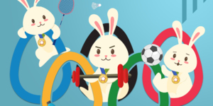 Bunnylympics 2019: A Santolan Town Plaza Easter Celebration