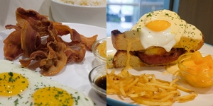 Start Your Day Right With These 4 New Additions on Conti's All-Day Breakfast Menu