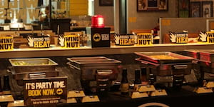 Throw a Party To Remember at Buffalo Wild Wings!