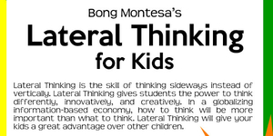 Lateral Thinking For Kids
