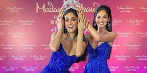 Pia Wurtzbach is Madame Tussauds' First Ever Filipino Wax Figure!