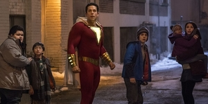 The Heart of a Hero: A Review of 'Shazam!'
