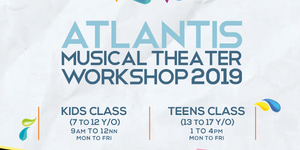 Atlantis Musical Theater Workshop for Kids and Teens