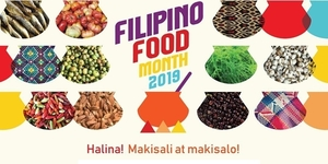 This April is The First Celebration of National Filipino Food Month
