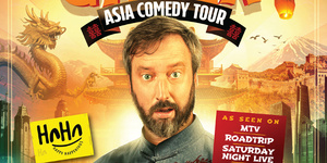 Tom Green Asia Comedy Tour