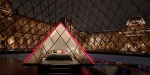 Sleep Under The Louvre Museum's Glass Pyramid by Joining This Airbnb Contest