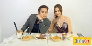 Interview with the Hungry: JM De Guzman and Arci Muñoz on 'Last Fool Show,' second chances and more!