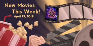 New Movie This Week: Avengers: Endgame