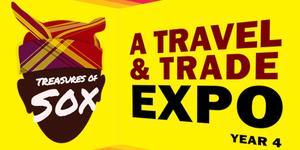 Treasures of SOX: DOT's Travel & Trade Expo Year 2019