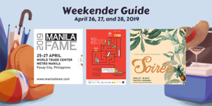 Weekender Guide: April 26, 27, and 28, 2019