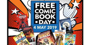 Grab a Free Comic Book on May 4 in Your Nearest Fully Booked Branch