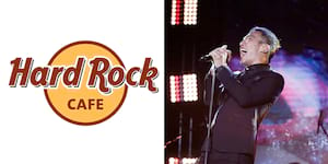 Hard Rock Cafe Sets The Stage with Arnel Pineda For New Location in Manila