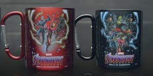 Take Home Avengers: Endgame Tumblers and Mugs When You Gas Up at Petron