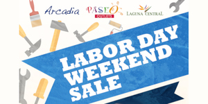 Greenfield City Labor Day Weekend Sale
