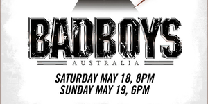 BadBoys Australia sizzles in the ultimate girls' night out at Cove Manila this May