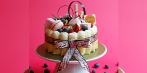 Have a Sweet Mother's Day with Bizu's Mother's Day Gift Package Featuring the Charlotte Cake