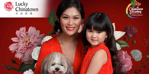 Celebrate Mother's Day at Megaworld Lifestyle Malls