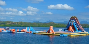 A One-Day Itinerary to Kamia Bay Adventure Park, One of the Biggest Inflatable Parks in Asia
