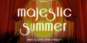 Majestic Summer at Buddha-Bar Manila