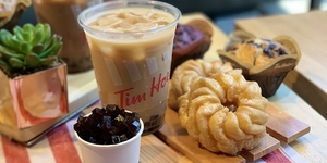 Tim Hortons' New Secret Menu Revealed: The Donut Shop Now Offers Milk Tea!