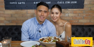 Interview with the Hungry: Gerald Anderson and Julia Barretto on 'Between Maybes,' their similarities to their characters and more!