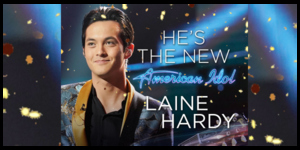 Laine Hardy Is The New American Idol!