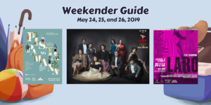 Weekender Guide: May 31, June 1, and 2, 2019