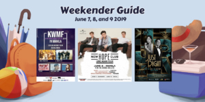 Weekender Guide: June 7, 8, and 9, 2019