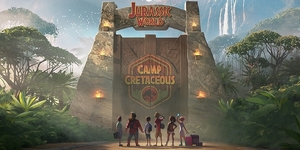 'Jurassic World' Gets an Animated Series ' Camp Cretaceous' on Netflix