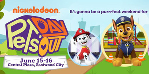 Nickelodeon Pets' Day Out 2019