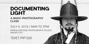 Documenting Light: A Basic Photography Seminar