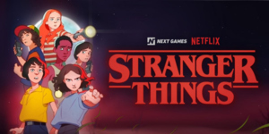 A New Stranger Things Mobile Game is On its Way!